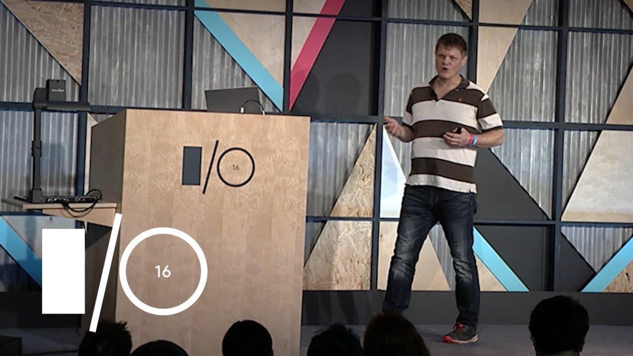Streaming media with ExoPlayer - Google I/O 2016