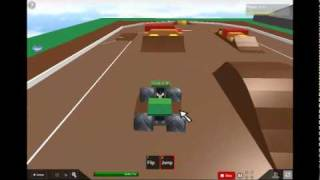 roblox monster jam: tmnt monster truck freestyle