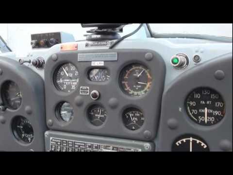 MFI & SAAB SAFIR flight