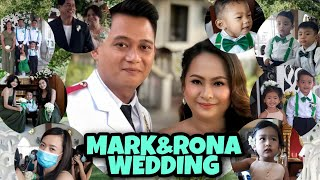 MARK AND RONA WEDDING DAY/IVY MIRANDA VLOG