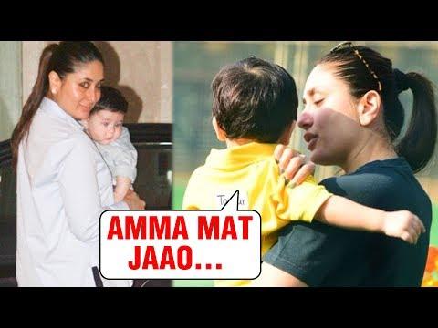 Kareena Kapoor Reveals MOST EMOTIONAL Moment With Taimur Ali Khan Mp3