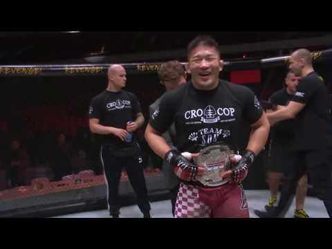 SATOSHI ISHII - MMA HIGHLIGHT REEL