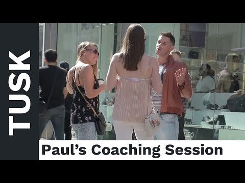Infield Daygame Coaching Session - Paul (Advanced Beginner Daygame)