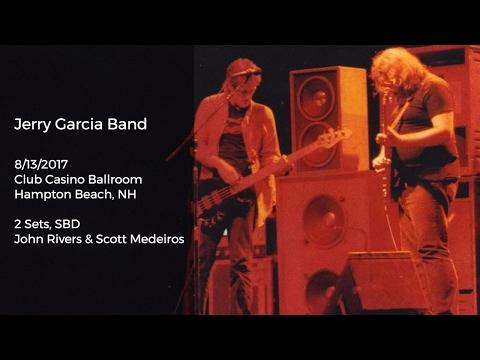 Jerry Garcia Band Live at Club Casino Ballroom, Hampton Beach, NH - 8/13/1984 Full Show SBD
