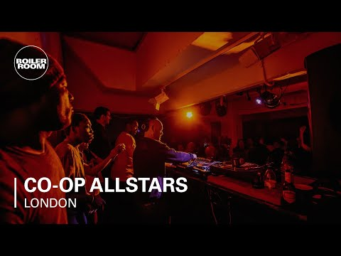 Co-Op Allstars Boiler Room London DJ Set