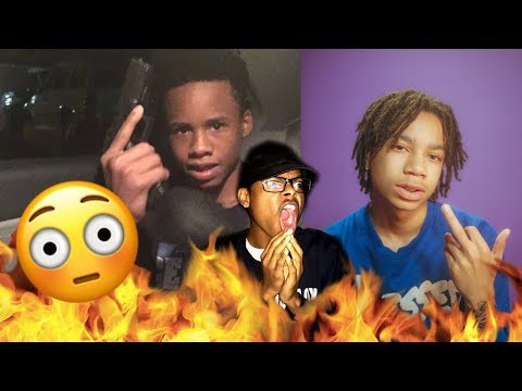 Him & Tay-K Beefin? | YBN Nahmir - Bounce Out With That | Reaction