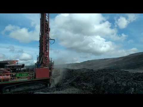 Drill Processing at Coal Mine