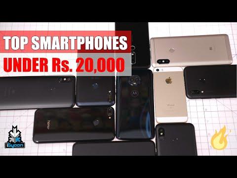 Top 10 Smartphones Under Rs. 20000 To Buy - iGyaan