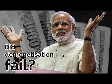 """Demonetisation has been very bad for the Indian economy"""