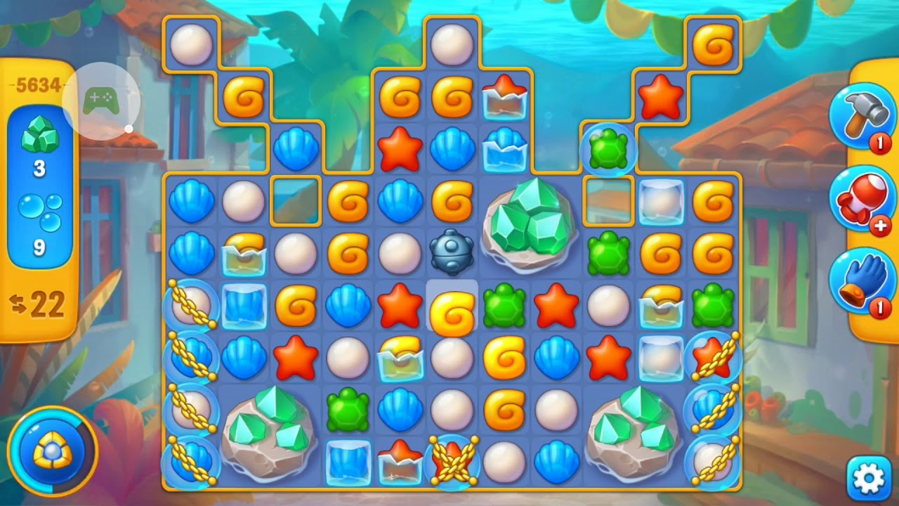 Download Fishdom level 5634