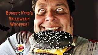 Burger King's A.1. Halloween  WHOPPER®