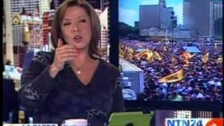 as se despidi ntn24 de la televisin venezolana