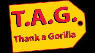 Thank A Gorilla (T.A.G.) - Pittsburg State University
