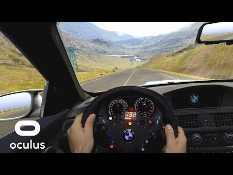 MIXED REALITY - BMW M3 E92 Sunday Drive to Transfagarasan | Assetto Corsa VR Gameplay