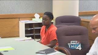 Woman charged with abusing two-year-old in potty training incident