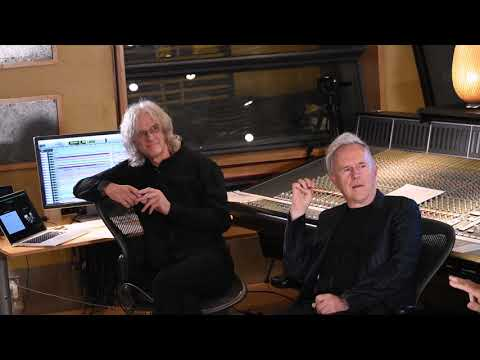 Howard Jones, Rupert Hine & Stephen W. Tayler discuss the recording of hit single 'What Is Love?' Mp3
