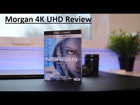 Morgan 4K UHD Blu-Ray Review
