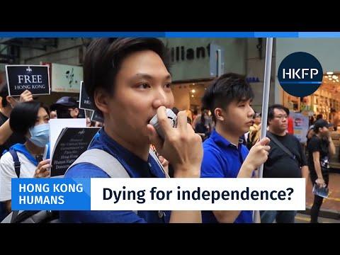 Hong Kong Humans: Wayne Chan - Is Hong Kong independence worth dying for?