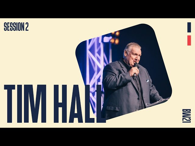 Breakthrough Weekend 2021: Tim Hall - Session 02 - 10th July