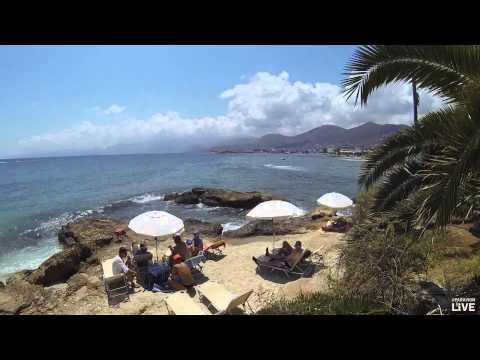 #ParavionLIVE. Vacanţă pe insula Creta, Grecia