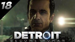 Detroit: Become Human PL #18 - UKŁAD Z WŁADZAMI?!