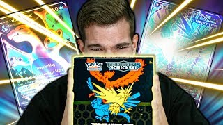 Diese BOX ist KRASS 😍 Pokémon Verborgenes Schicksal Opening