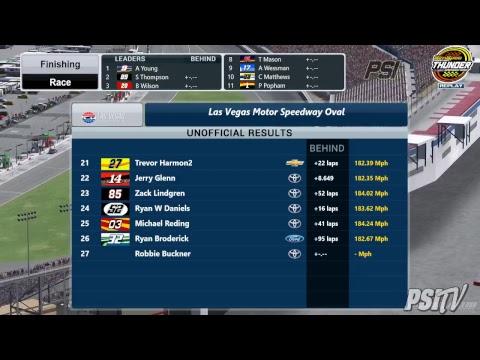 NMNTS BA Graphix Cup Series // Race 3 // Las Vegas Motor Speedway