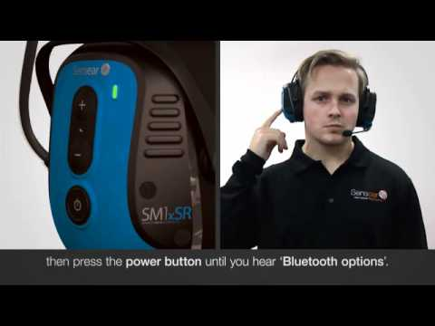 Enabling Two Way Radio Communication On Your Sensear Headset Using A Bluetooth Dongle