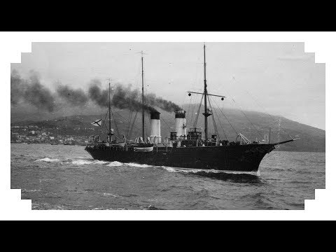 The Standart: the Romanovs' favourite Royal yacht