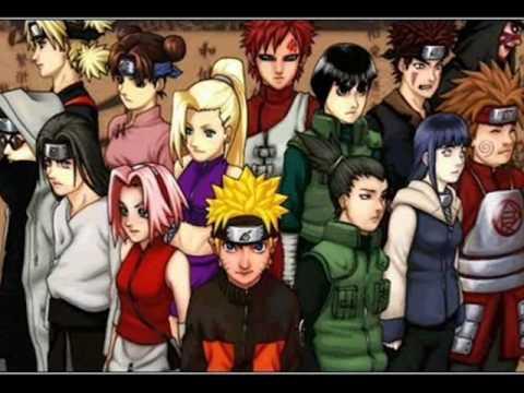 Naruto shippuden o melhor desenho do mundo youtube - All naruto characters ...