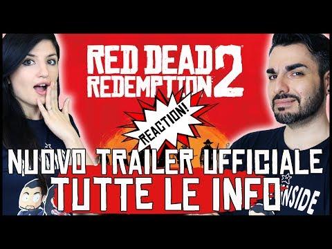 RED DEAD REDEMPTION 2: NUOVO TRAILER + INFO, SPIEGAZIONI, TEORIE!