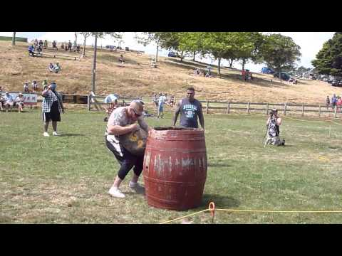 Counties Strongest Man 2014 Comp