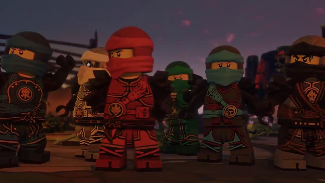 Lego ninjago season 7 hands of time trailer youtube - Ninjago saison 7 ...