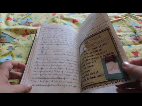 journal flip through #5 and new journals