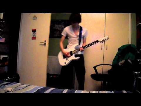 Madina Lake Here i stand Guitar Cover