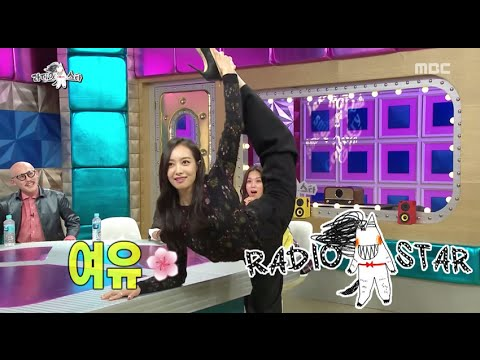 [RADIO STAR] 라디오스타 - Victoria showed chinese vallet 20151014