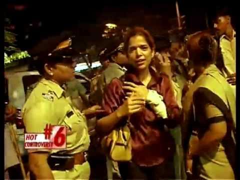 Shilpa Shetty Richard Gere into controversial kissing scene