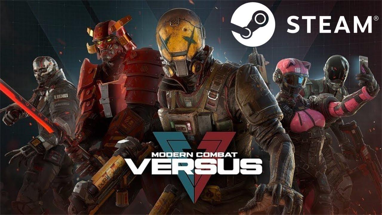 Download Modern Combat Versus es lanzado en Steam - 1080p 60fps