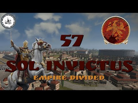 Rome Aurelian 57 | Total War: Rome II Empire Divided