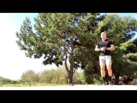 The perfect burpee routine. 30 min of work.