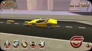 Juizzi ja mobiilipelit: Turbo Dismount