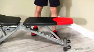 Bowflex 5 1 Selecttech Weight Bench Post Unboxing Review