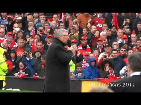 From Final Whistle Including Sir Alex Ferguson's Speech All Celebrations Man United 2-1 Swansea 2013