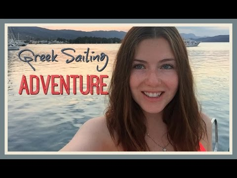 Greek Sailing Adventure