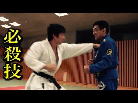 空手と柔術、必殺技対決は一瞬だった! Karate vs Jiu-Jitsu, Verification