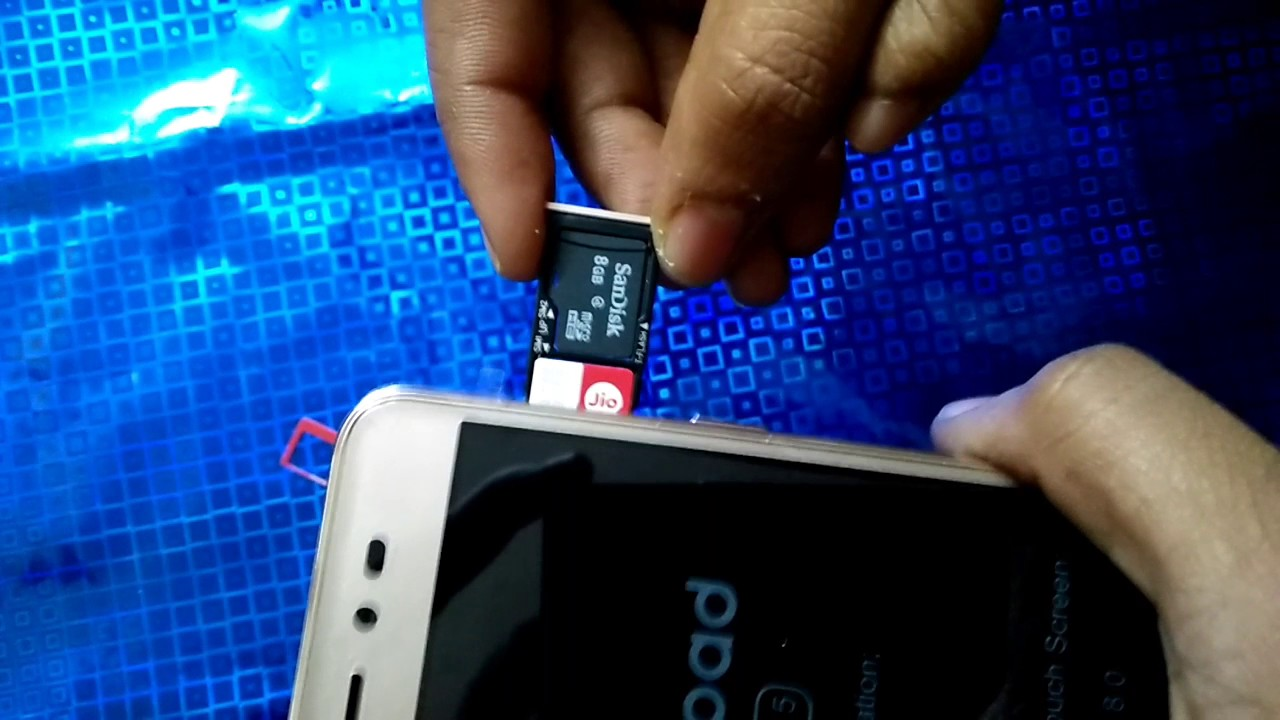 How to Insert SIM card and Memory Card into Coolpad Note 5