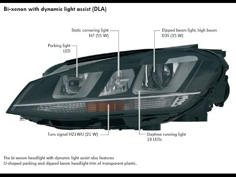 How To Enable Volkswagen Light Assist Auto High Beam On