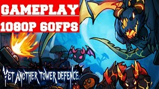 Yet Another Tower Defence Gameplay (PC)