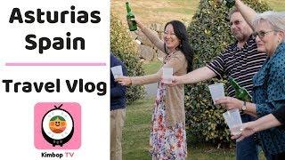 Asturias Spain with Kimbop TV