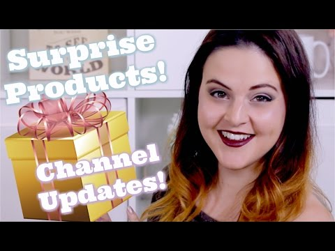 Testing NEW Products NEVER BEFORE SEEN on the Channel! Chit Chat GRWM!